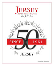 Jersey - First for Finance For 50 Years
